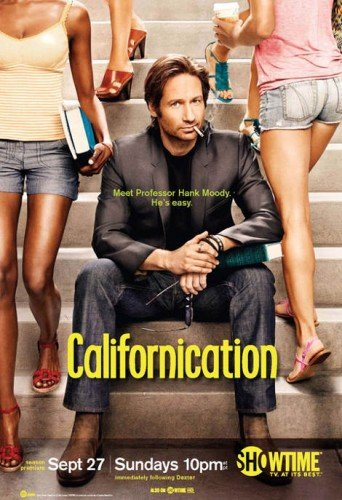 Блудливая Калифорния / Californication [01x01] (2007) DVDRip