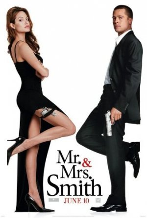 Мистер и Миссис Смит / Mr. and Mrs. Smith (2005) BDRip