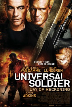 Универсальный солдат 4 / Universal Soldier: Day of Reckoning  (2012)   HDTVRip |