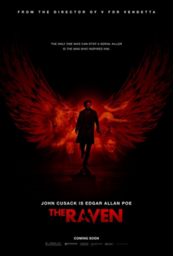 Ворон [КПК] / The Raven  (2012) BDRip