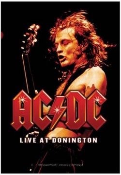 AC/DC: Live at Donington / AC/DC: Live at Donington  (1992) BDRip