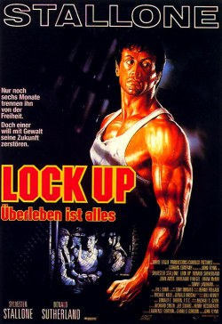 Тюряга / Lock Up  (1989) HDRip