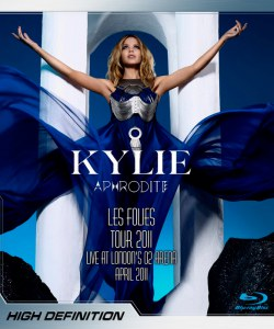 Kylie Minogue - Aphrodite Les Folies - Live At London