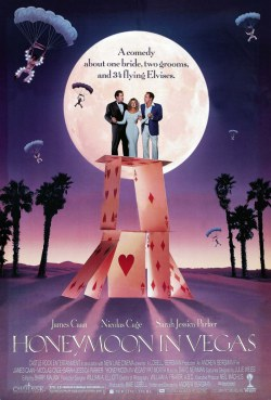 Медовый месяц в Лас-Вегасе / Honeymoon in Vegas  (1992) HDRip