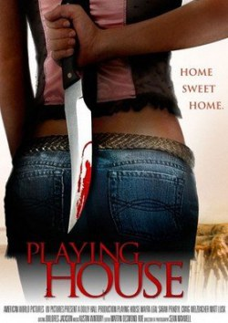 Дрянь / Playing House  (2010) DVDRip