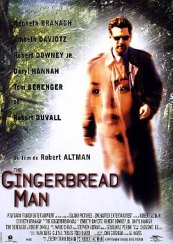 Леший / The Gingerbread Man  (1997) DVDRip