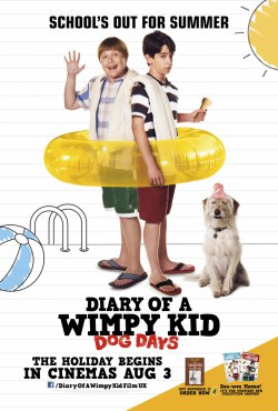 Дневник слабака 3 / Diary of a Wimpy Kid: Dog Days  (2012) HDRip