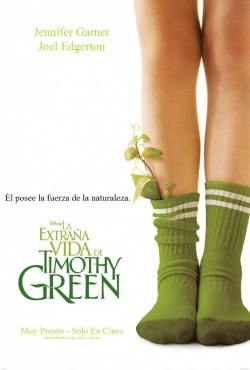 Странная жизнь Тимоти Грина / The Odd Life of Timothy Green  (2012) HDRip