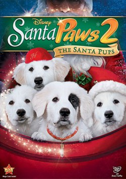 Санта Лапус 2: Санта Лапушки / Santa Paws 2: The Santa Pups  (2012) BDRip 720p