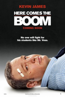 Толстяк на ринге / Here Comes the Boom  (2012) CamRip