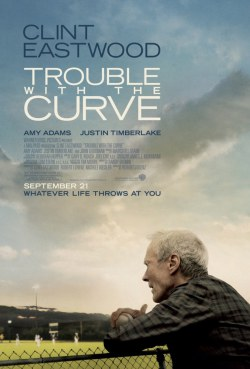 Крученый мяч / Trouble with the Curve  (2012) HDRip