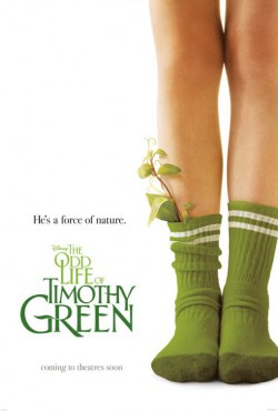 Странная жизнь Тимоти Грина / The Odd Life of Timothy Green  (2012) BDRip 720p