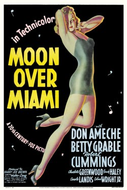 Луна над Майами / Moon Over Miami  (1941) DVDRip
