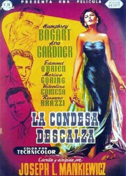Босоногая графиня / The Barefoot Contessa  (1954) DVDRip