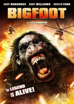 Бигфут / Bigfoot  (2012) DVDRip