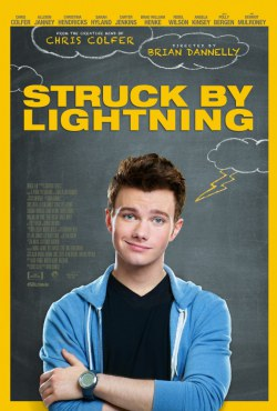 Удар молнии / Struck by Lightning  (2012) WEBRip