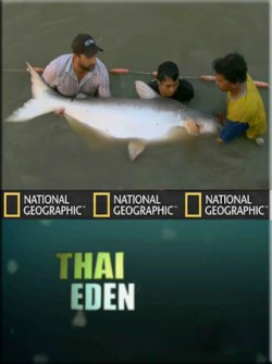 ����-��������: ����������� ��� / Monster fish: Thai Eden  (2010) SATRip