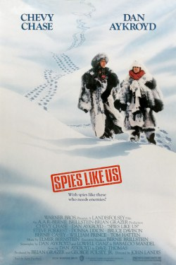 Шпионы как мы / Spies Like Us  (1985) BDRip 720p