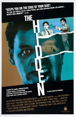 Скрытые / The Hidden  (1987) WEB-DLRip 720p